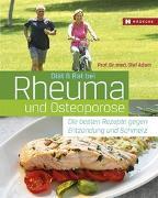 Cover-Bild zu Diät & Rat bei Rheuma und Osteoporose von Adam, Olaf