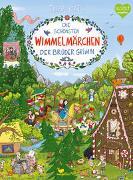 Cover-Bild zu Die schönsten Wimmelmärchen der Brüder Grimm von Rath, Tessa (Illustr.)