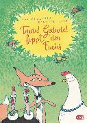 Cover-Bild zu Teich, Karsten: Trudel Gedudel foppt den Fuchs (eBook)
