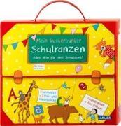 Cover-Bild zu Mildner, Christine: Schlau für die Schule: Schlau für die Schule: Mein kunterbunter Schulranzen (Buch-Set für den Schulstart)