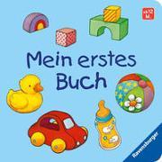 Cover-Bild zu Muszynski, Eva (Illustr.): Mein erstes Buch