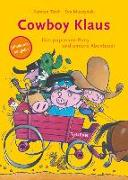 Cover-Bild zu Muszynski, Eva: Cowboy Klaus. Das pupsende Pony und andere Abenteuer