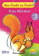 Cover-Bild zu Muszynski, Eva (Illustr.): Pixi kreativ Nr. 78: VE 5 Von Punkt zu Punkt: Erste Malrätsel