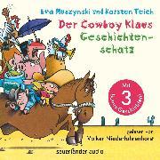 Cover-Bild zu Teich, Karsten: Der Cowboy Klaus Geschichtenschatz - Alle 12 Abenteuer (Ungekürzte Lesung mit Musik) (Audio Download)