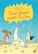 Cover-Bild zu Teich, Karsten: Trudel Gedudel purzelt vom Zaun (eBook)