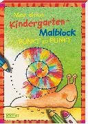 Cover-Bild zu Muszynski, Eva (Illustr.): Mein dicker Kindergarten-Malblock