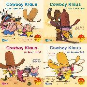 Cover-Bild zu Muszynski, Eva: Carlsen Verkaufspaket. Maxi-Pixi 54. Cowboy Klaus