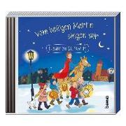 Cover-Bild zu CD »Vom heil'gen Martin singen wir«
