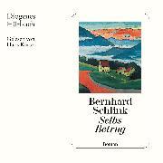 Cover-Bild zu Selbs Betrug (Audio Download) von Schlink, Bernhard