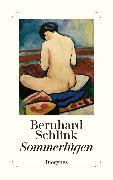 Cover-Bild zu Sommerlügen (eBook) von Schlink, Bernhard