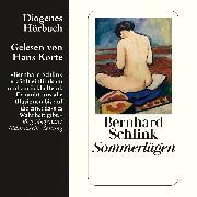 Cover-Bild zu Sommerlügen (Audio Download) von Schlink, Bernhard