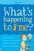 Cover-Bild zu What's Happening to Me? (Boy) von Frith, Alex
