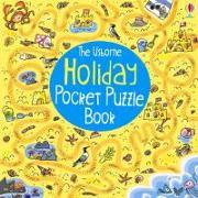 Cover-Bild zu Holiday Pocket Puzzle Book von Frith, Alex