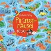 Cover-Bild zu Piratenrätsel to go von Frith, Alex