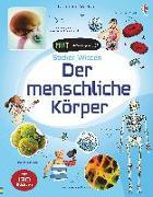 Cover-Bild zu MINT - Wissen gewinnt! Sticker-Wissen: Der menschliche Körper von Frith, Alex