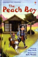 Cover-Bild zu The Peach Boy von Frith, Alex