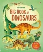 Cover-Bild zu Big Book of Dinosaurs von Frith, Alex