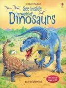 Cover-Bild zu See Inside. The World of Dinosaurs von Frith, Alex