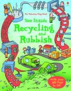 Cover-Bild zu See Inside: Recycling and Rubbish von Frith, Alex