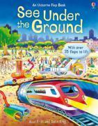 Cover-Bild zu See Inside Under the Ground von Frith, Alex