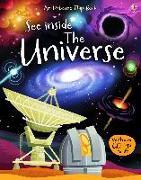 Cover-Bild zu See Inside the Universe von Frith, Alex
