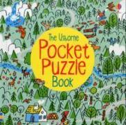 Cover-Bild zu Pocket Puzzle Book von Courtauld, Sarah