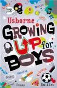 Cover-Bild zu Growing Up for Boys von Frith, Alex