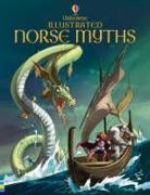 Cover-Bild zu Illustrated Norse Myths von Frith, Alex (Nacherz.)