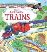 Cover-Bild zu Look Inside Trains von Frith, Alex