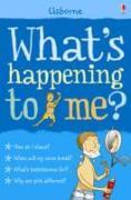 Cover-Bild zu What's Happening to Me? von Frith, Alex