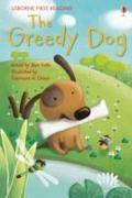 Cover-Bild zu The Greedy Dog von Frith, Alex