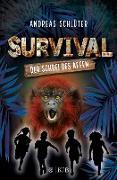 Cover-Bild zu Schlüter, Andreas: Survival - Der Schrei des Affen (eBook)