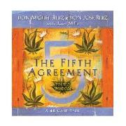 Cover-Bild zu The Fifth Agreement Cards von Ruiz, don Jose