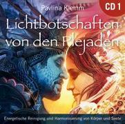Cover-Bild zu Lichtbotschaften von den Plejaden [Übungs-CD 1] von Klemm, Pavlina