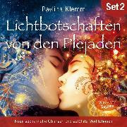 Cover-Bild zu Lichtbotschaften von den Plejaden (Übungs-Set 2) (Audio Download) von Klemm, Pavlina