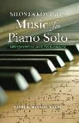 Cover-Bild zu Shostakovich's Music for Piano Solo: Interpretation and Performance von Moshevich, Sofia