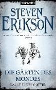 Cover-Bild zu Das Spiel der Götter (1) von Erikson, Steven