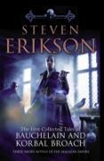 Cover-Bild zu The Tales Of Bauchelain and Korbal Broach, Vol 1 (eBook) von Erikson, Steven