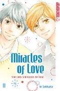 Cover-Bild zu Miracles of Love - Nimm dein Schicksal in die Hand 11 von Sakisaka, Io