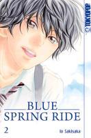 Cover-Bild zu Blue Spring Ride 02 von Sakisaka, Io