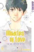 Cover-Bild zu Miracles of Love - Nimm dein Schicksal in die Hand 08 von Sakisaka, Io