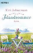 Cover-Bild zu Islandsommer von Johansson, Kiri