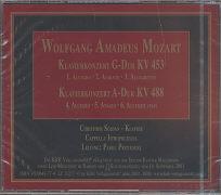 Cover-Bild zu Wolfgang Amadeus Mozart Klavierkonzerte