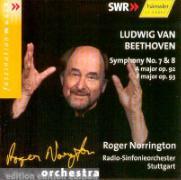 Cover-Bild zu Symphony No. 7 A Major op.92 & No. 8 F Major op.93