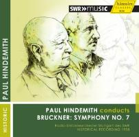 Cover-Bild zu Paul Hindemith conducts Bruckner