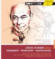 Cover-Bild zu János Starker plays Hindemith, Prokofiev & Rautavaara