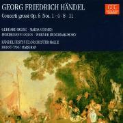 Cover-Bild zu HÄNDEL,G.F.:CONCERTI GROSSI
