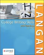 Cover-Bild zu College Writing Skills with Readings 9e with MLA Booklet 2016 von Langan, John
