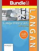 Cover-Bild zu College Writing Skills with Readings, 9e Loose-Leaf MLA Update and Connect Writing Access Card von Langan, John