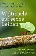 Cover-Bild zu Weltmacht auf sechs Beinen von Foitzik, Susanne